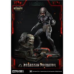 Assassin Predator Ultimate Version Statue 1/4 93 cm