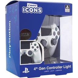 PS4 Controller 3D Icon Light