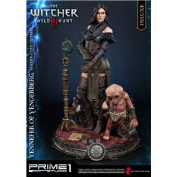Yennefer of Vengerberg Alternative Outfit Deluxe Version Statue 51 cm