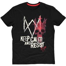 Watch Dogs: Legion Keep Calm And Resist T-Shirt