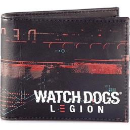 Watch Dogs: Legion Bifold All Over Print Pung