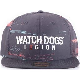 Watch Dogs: Legion Glith Snapback Cap