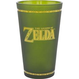 Legend of Zelda Glas Hyrule Crest