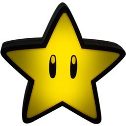 Nintendo: Super Star Mini Lampe med Lyd