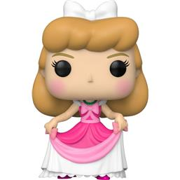 Cinderella (Pink Dress) POP! Vinyl Figur
