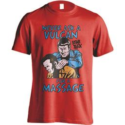 Vulcan Massage T-Shirt