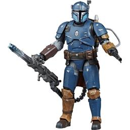 Heavy Infantry Mandalorian Exclusive Black Series Action Figure 15 cm