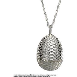 Game Of Thrones: Dragon Egg (Sterling Sølv)