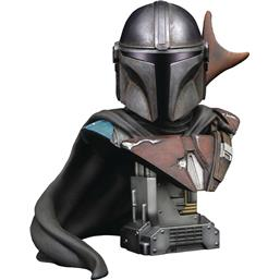 Star Wars: The Mandalorian 3D Bust 1/2 25 cm