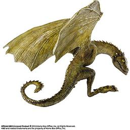 Game Of Thrones: Rhaegal Baby Dragon Statue