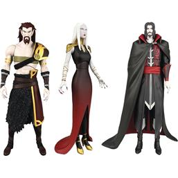 Castlevania Action Figures 3-Pack 18 cm