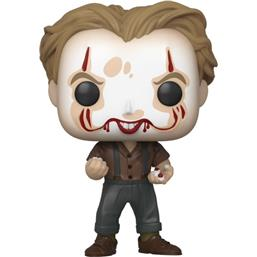 IT: Pennywise Make-Up POP! Movies Vinyl Figur
