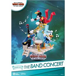 Disney: The Band Concert D-Stage PVC Diorama 15 cm