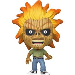 Iron Maiden (Skeleton Eddie) POP! Rocks Vinyl Figur