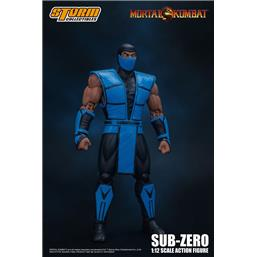 Mortal Kombat: Sub-Zero Action Figure 1/12 16 cm