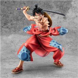 Warriors Alliance Luffy Taro PVC Statue 17 cm