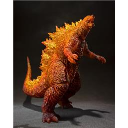 Burning Godzilla S.H. MonsterArts Action Figure 16 cm