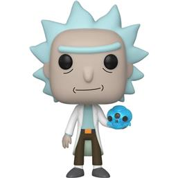 Rick with Crystals POP! Animation Vinyl Figur