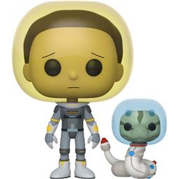 Space Suit Morty POP! Animation Vinyl Figur