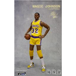 NBA: Magic Johnson Limited Edition Action Figure 1/6 30 cm