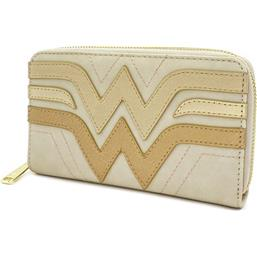 Wonder Woman Golden Logo Pung by Loungefly