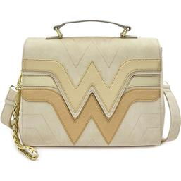 DC Comics: Wonder Woman Golden Logo Taske by Loungefly