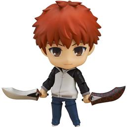 Shirou Emiya Nendoroid Action Figure