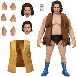 André the Giant Ultimates Action Figure 18 cm