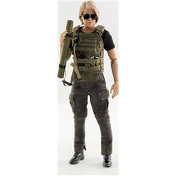 Sarah Connor Dark Fate Action Figure 1/12 14 cm