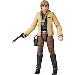 Luke Skywalker Yavin Ceremony Black Series Action Figur