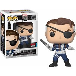 Nick Fury 2019 Fall Convention Exclusive POP! Animation Vinyl Figur (#528)