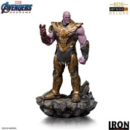 Thanos Black Order Deluxe BDS Art Scale Statue 1/10 29 cm