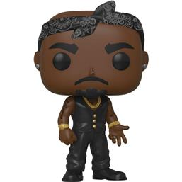 Tupac POP! Rocks Vinyl Figur