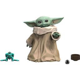 Star Wars: The Child (Baby Yoda) Black Series Action Figure 3 cm