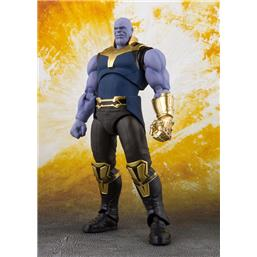 Thanos S.H. Figuarts Action Figure 19 cm