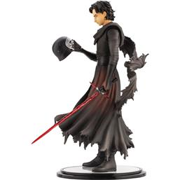 Kylo Ren Cloaked in Shadows ARTFX Statue 1/7 28 cm