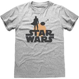The Mandalorian Silhouette T-Shirt