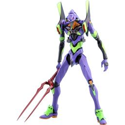 Evangelion: Riobot Evangelion Unit-01 EVA GLOBAL Exclusive PVC Action Figure 17 cm