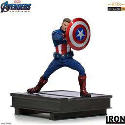 Captain America 2023 BDS Art Scale Statue 1/10 19 cm