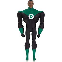 Green Lantern John Stewart Action Figure 14 cm