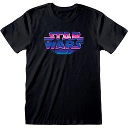 Star Wars 80's Logo T-Shirt
