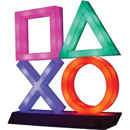 Sony Playstation: PlayStation Icons Lampe