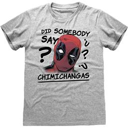 Deadpool Chimichangas T-Shirt