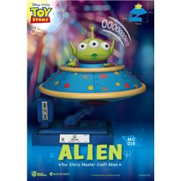 Toy Story: Alien Master Craft Statue 26 cm