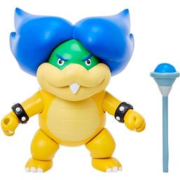 Super Mario Bros.: Ludwig with Magic Wand Action Figure 8 cm