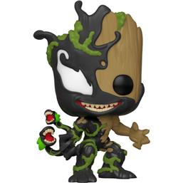 Marvel: Venomized Groot  POP! Marvel Vinyl Figur