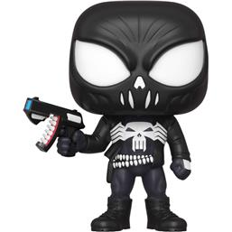 Venomized Punisher POP! Marvel Vinyl Figur