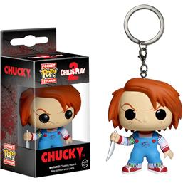 Child's Play: Chucky Pocket POP! Vinyl Nøglering