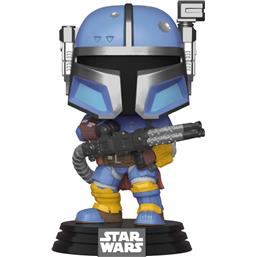 Star Wars: Heavy Infantry Mandaloria POP! TV Vinyl Figur
