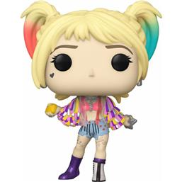 Harley Quinn (Caution Tape) POP! Heroes Vinyl Figur